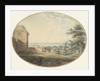 View from Greenwich observatory to the north west by Edward Dayes