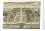 The Royal Hospital at Greenwich by Sutton Nicholls