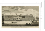 Greenwich Hospital by John Boydell