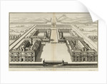 The prospect of the Royal Hospital at Greenwich to the Thames by Colen Campbell