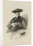 A Greenwich Pensioner, in the Character of Commodore Trunnion by David avid Wilkie