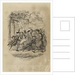 Sling the monkey by George Cruikshank