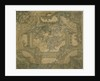Design for the upper hall ceiling by James Thornhill