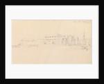 Stoney Steps, Gosport, 1813 by John Christian Schetky