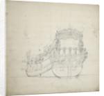 Portrait of the 'Wulpenburg' by Willem van de Velde the Elder
