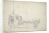 Portrait of a states yacht by Willem van de Velde the Elder