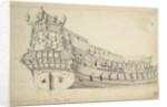 The 'Eendracht' by Willem Van de Velde the Younger