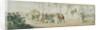 Embarking troops and horses at Margate, circa 1800 by John Augustus Atkinson