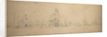 A council of war in the Dutch fleet, 10 June 1666 by Willem van de Velde the Elder