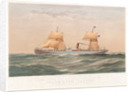 Royal Mail steam ship 'Taymouth Castle' by Thomas Goldsworth Dutton