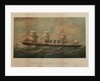 Anchor Line steamship 'City of Rome' by Henry Blacklock & Co (printers)