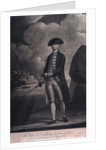 Admiral Richard Howe (1726-1799) by Ben Killingbeck