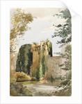 Bodiam Castle by Margaret Louisa Herschel