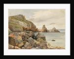 Anstey Cove; W. Torquay by Margaret Louisa Herschel