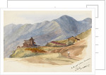 On the road between Muccorice and Simla, 11 October 1877' by Matilda Rose Herschel