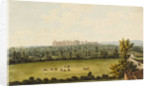 View of Windsor Castle from Slough house by Sarah Matilda Parry