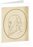Head of a bearded gentleman by unknown