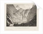 Lac de Seculejo pres Luchon. Hte Garonne 1835 by Bernard; Gihaut freres