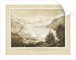 Der Suldner Ferner in Tyrol by Franz Schweighoter