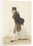 A Walk from Bridge Street to St John's Hall by Richard Dighton