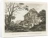 A Brick Hovel near Lymington, Hampshire by Thomas Hearne
