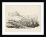 Puy en Velay by Charles Joseph Hullmandel