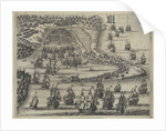 Nibourg: action between Danes and Swedes, 15 November 1659 by unknown