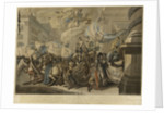 Fame conducting Admiral Lord Nelson to her Temple by Johann Eckstein