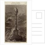 Britannia Victorious... Design for the Naval Pillar by James Gillray