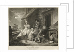 The Contented Waterman. From Mr Dibdin's celebrated Song, call'd My Poll & my partner Joe by George Morland
