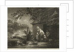 No.10. The Fisherman's Hut by George Morland