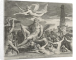 The Thames or the Triumph of Navigation by James Barry