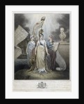 Plate to commemorate the abolition of the slave trade by Josiah Collyer