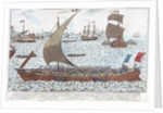 A Correct View of the French Flat-Bottom Boats... by John Fairburn