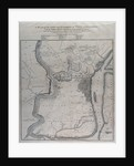 A plan of the city and environs of Philadelphia by William Faden