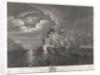 HMS 'Mediator' on the 12 December 1782 off Ferrol by Dominic Serres