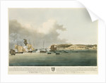 HM frigate 'Diamond' of Cape Le Heve by J. Boxer