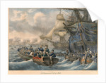 Bonaparte landing on Malta by Gudin