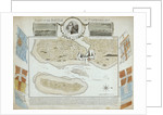 Plan of the Battle of Copenhagen by John Brydon