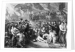 Death of Nelson by Benjamin West
