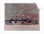 Clipper ship 'Red Jacket' by John R. Isaac