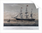 Clipper ship 'James Baines' by Samuel Walters