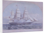 Clipper Ship 'Royal Family of London' by Maclure