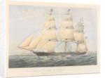 Clipper Ship 'William Le Lacheur' by Thomas Goldsworth Dutton