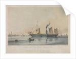 Royal Mail Steam Packet Company's ship 'Dee' by W. Jeffreson