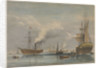 The Royal Mail steamships 'Clyde', 'Dee' and 'Teviot' by Maclure