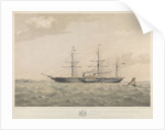 The Royal West India Mail Company's steam ship 'Orinoco' by Thomas Goldsworth Dutton