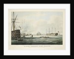 The opening of Sheerness docks, 5 September 1823 by William John Huggins