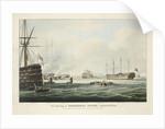 The opening of Sheerness docks, 5 September 1823 by William John Huggins