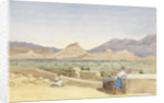 The Plain of Athens, October 1852 by George Pechell Mends
